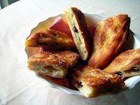 Sweet Fruity Flat Bread
