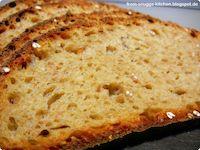 Wholemeal-grain-bread / Schrot-korn-brot