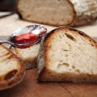 Honey Wheat Boule
