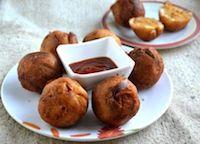 Sweet Potato Bread Rolls