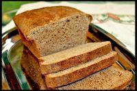Whole Wheat Honey Buttermilk Bread