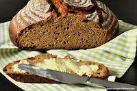 Spelt Bread With Carrots & Couscous