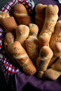 Ro?æky (Slovak Bread Rolls)