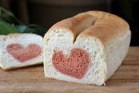 Bread With A Heart