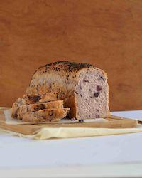 Blueberry Milk Bread