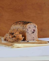 Blueberry Milk Bread