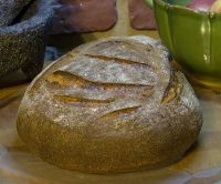 Durum-Freshly Milled Kamut