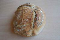 Spelt-Rye Bread With Sunflower-Seeds