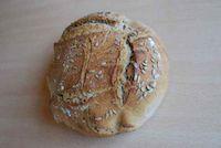 Spelt-Rye Bread With Sunflower-Seeds