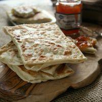 Rgha?Øf (Moroccan Flat Bread)