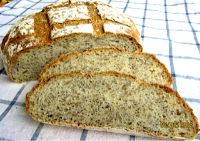 Country Bread With Chia Seed