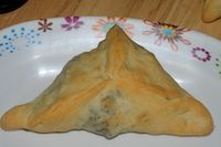 Assyrian Spinach Pies