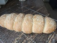 Daktyla -Greek Village Bread