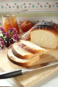 Fresh Cream Bread