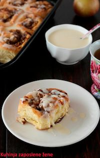 Apple Cider Rolls
