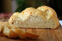 Oat Bread