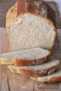 Plain And Simple White Bread
