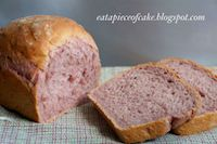 Purple Sweet Potato Bread