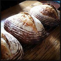 Hagbech White Bread With A Sluggish Starter