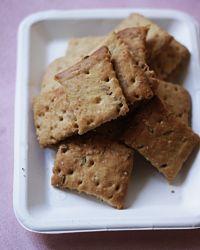Crackers Ai Semi Di Finocchio