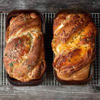 Soft Cheese Bread