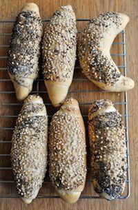 Rohl??ky: Czech Bread Rolls