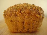 Cumin Walnut Cheese Rye Sourdough Bread