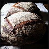 Honey & Sesame Bread
