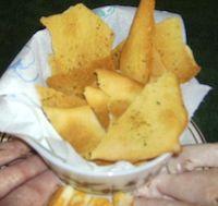 Sheet Pan Crackers