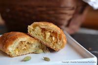 Croissants, South Indian Syle