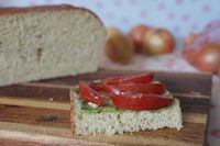 Cottage Cheese And Chive Loaf