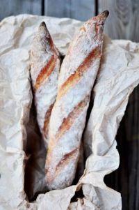 Gluten-free Sorghum Baguette