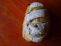 Fig And Walnut Sourdough Bread