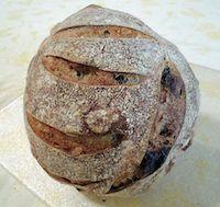 Walnut-Cherry Sourdough Bread
