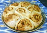 Sourdough Cinnabons