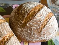 Einkorn Wheat Multi-Grain Sourdough