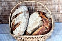 24-Hour Sourdough Loaf With Durum