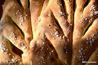 Hamelmana's Fougasse With Olives
