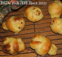 Brioche Birds