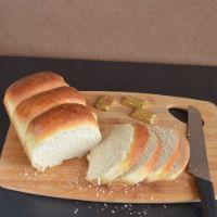 Hokkaido Milk Toast Using Tangzhong Method