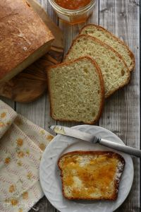 Water-Proofed Bread