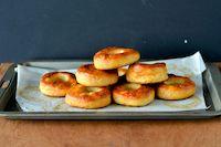 Golden Smoked Spudnuts