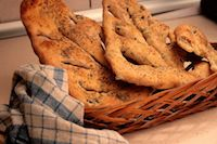 Fougasse With Olives
