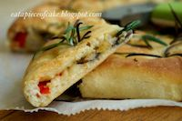 Filled Foccacia