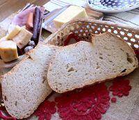 Wheat Rye Mixed Sourdough Bread