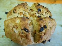 Sourdough Irish Soda Bread