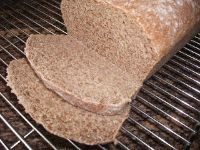 Whole Wheat Bran Bread