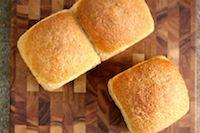 Whole Wheat, Oat, & Flax Seed Bread