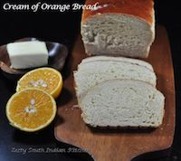 Cream Of Orange Bread