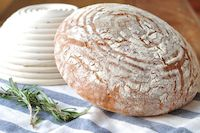 Quick Rosemary Bread